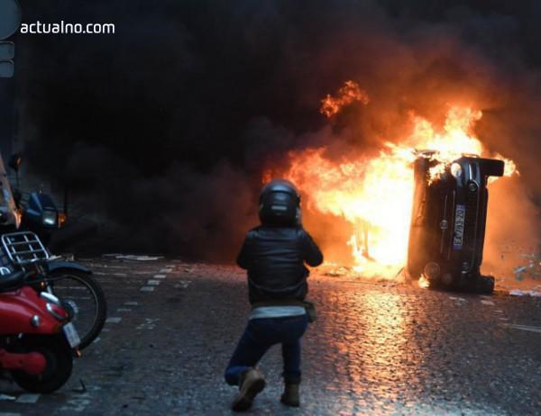 """photo of """"Жълтите жилетки"""" са изпочупили над половината камери за скорост във Франция"""