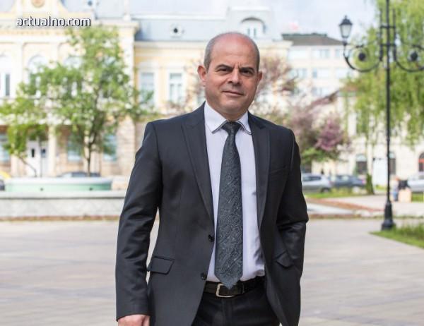 photo of Пламен Стоилов: Русе е променен, продължаваме да си поставяме амбициозни цели
