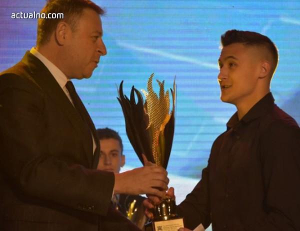 photo of Награди в областта на спорта бяха връчени в Благоевград