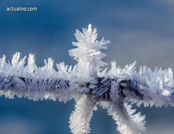 photo of Най-ниската температура е измерена в Кнежа