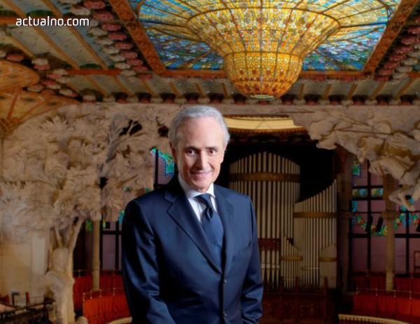 photo of Хосе Карерас избра Оркестъра на Софийска опера и балет за концерта си на 11 май в Арена Армеец