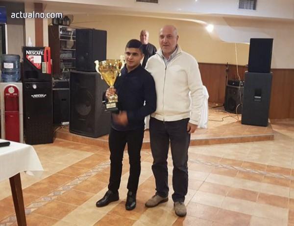 photo of Ангел Русев е щангист на годината в България