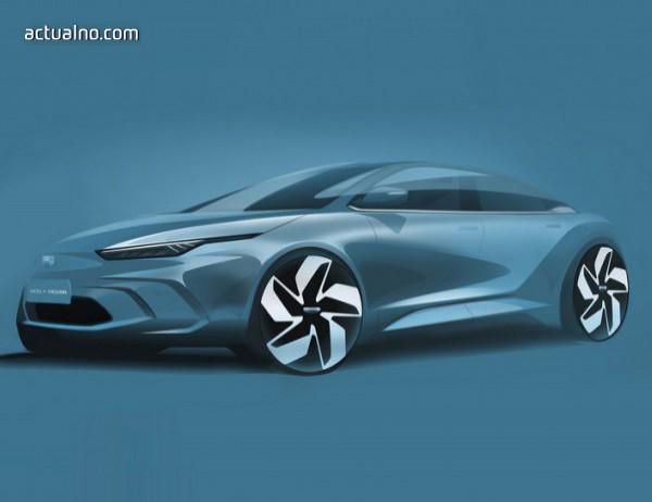 photo of Китайски седан ще конкурира най-евтината Tesla Model 3