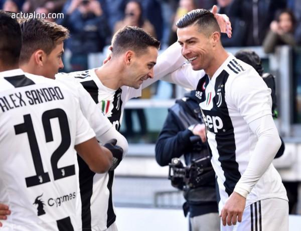 photo of Ювентус и Интер с победи в Италия, Лацио сбърка срещу Торино