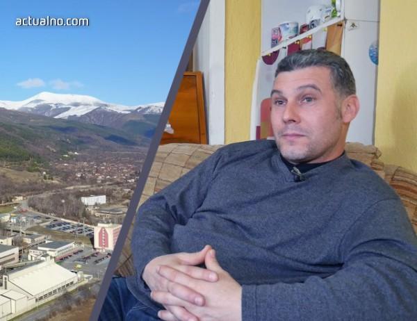 photo of Миньор къща храни – историята на Ивайло Панков от Челопеч (ВИДЕО)