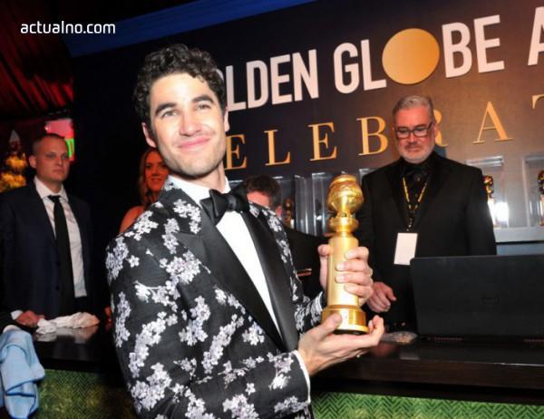 """photo of Раздадоха наградите """"Златен глобус"""""""