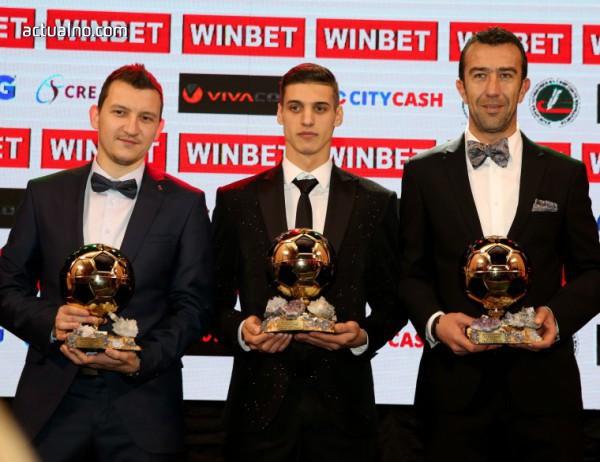 photo of Кирил Десподов е Футболист на годината на България за 2018