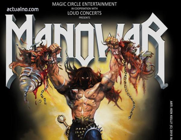 photo of MANOWAR се завръщат в София с ексклузивно шоу от феноменалното си прощално световно турне The Final Battle 2019