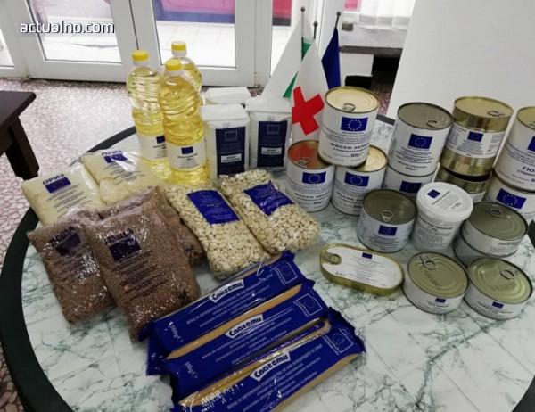 photo of БЧК в Плевен раздава по 24 кг хранителни продукти на нуждаещи се