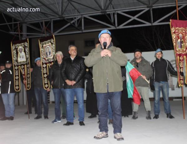 photo of Протестът във Войводиново - щипка разум, доста закани и обявено национално движение от генерал (ВИДЕО)