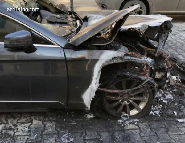 photo of Изгоря колата на най-младия корабен предприемач в България