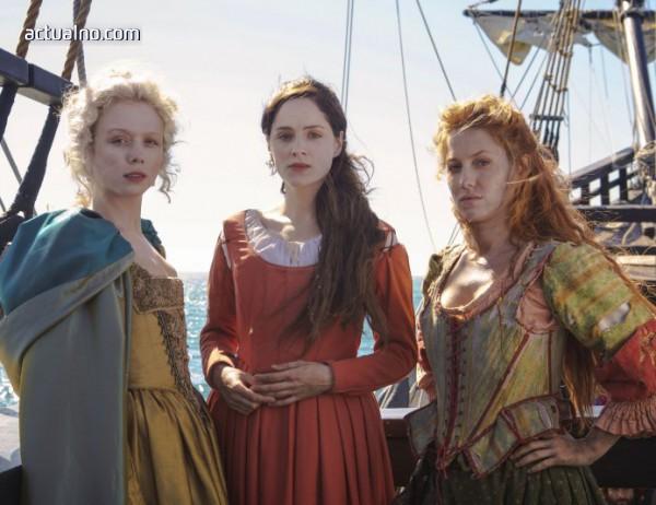 photo of Джеймстаун или как три жени опитомяват Америка по Epic Drama