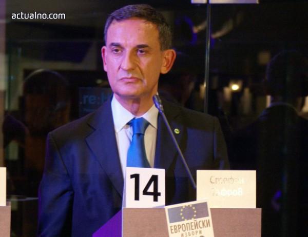 photo of Стефан Тафров - фаворит в първия електронен вот в България