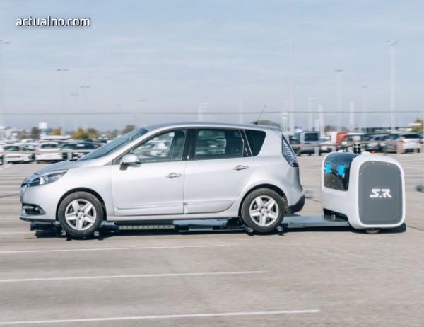 photo of Роботи ще паркират колите на летище в Лондон (ВИДЕО)