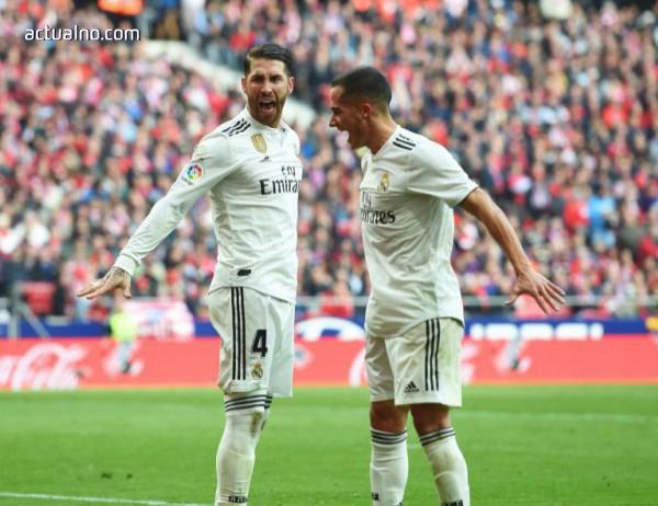 photo of Реал Мадрид не остави шанс на Атлетико в дербито и гледа към върха