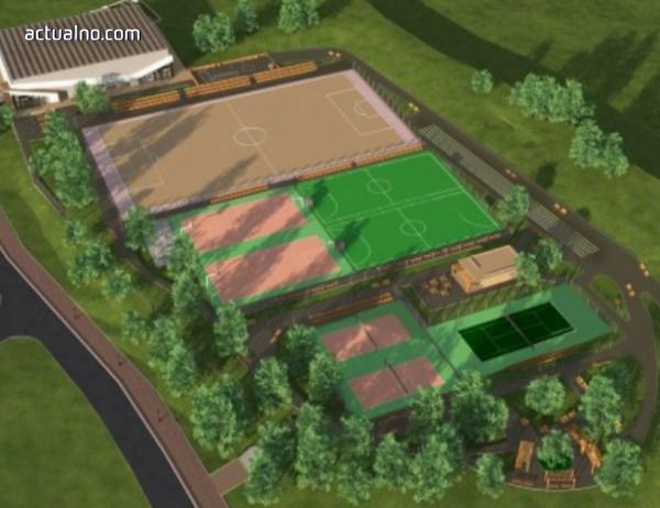 photo of Изграждат модерен спортен комплекс във варненски квартал