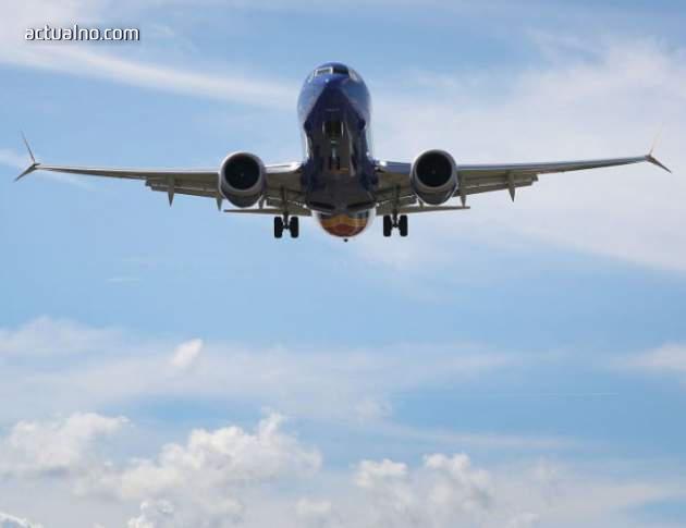 photo of Мълнии удариха 2 самолета по време на полет