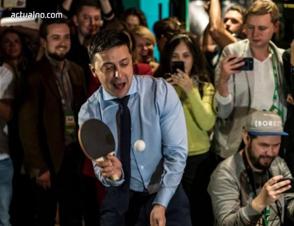 photo of Зеленски спечели в Украйна, но официално резултатите ще бъдат обявени чак на 30 април