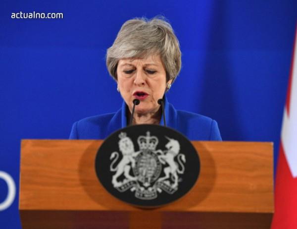 photo of Отново започват вътрешните преговори за Brexit, натиск Мей да каже кога ще дава оставка