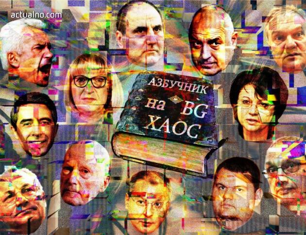 photo of Азбучник на българския хаос: БАНДИТ