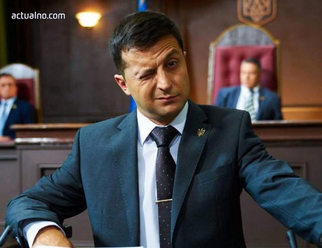 photo of Партията на Зеленски печели с 44% в Украйна