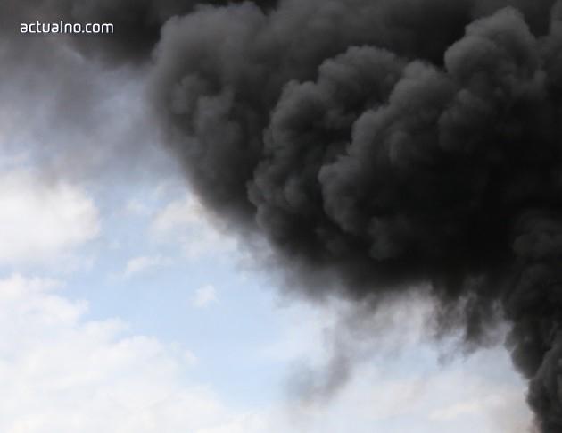 photo of Пожар в руска ТЕЦ край Москва (ВИДЕО)