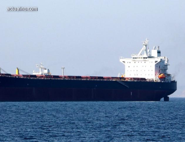 photo of Ирански кораби опитаха да нападнат британски танкер