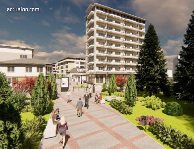 photo of Ще харесат ли жителите на Казанлък новата пешеходна зона? (СНИМКИ)