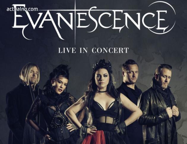 photo of VERIDIA се присъединяват към европейското турне на Evanescence