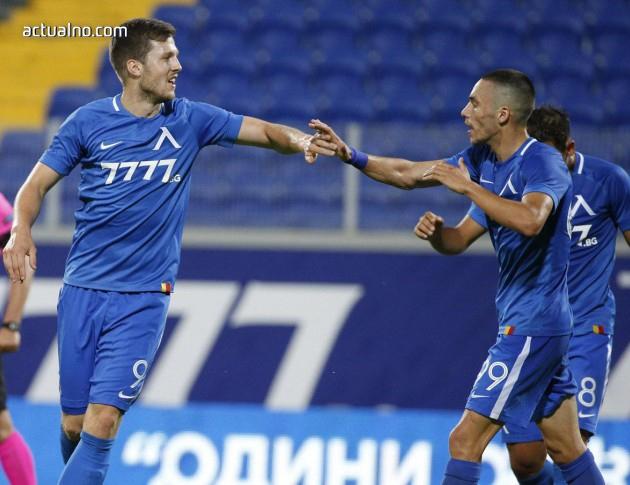 photo of Пълен крах за 10 от Левски в Кипър