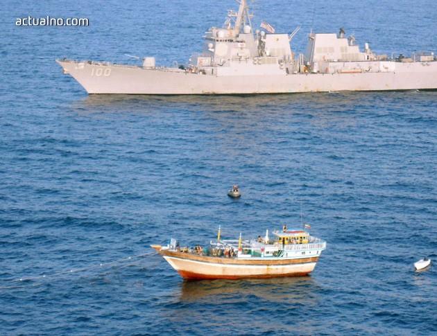photo of Иран за задържания танкер: Правилото за реципрочни действия е добре известно в международното право