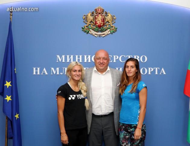 photo of Сестри Стоеви ще продължават да се състезават за България