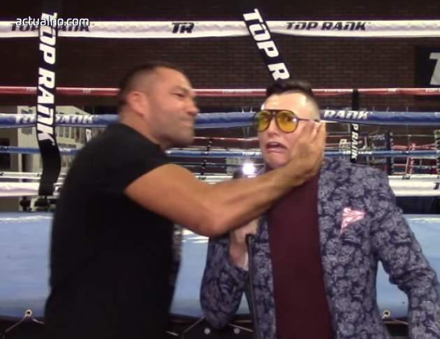 photo of Репортер се шегува с Кобрата, българинът отвръща с целувка