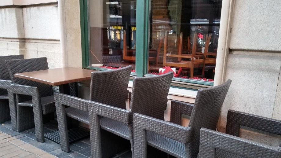 Отварянето на ресторантите