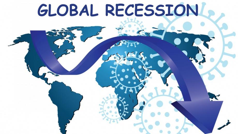 Световната икономика е заплашена в близко бъдеще от надуваните голям