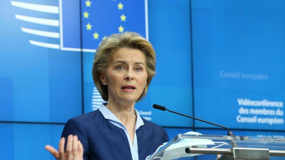 Лидерите на Европейския съюз и китайският президент Си Дзинпин одобриха