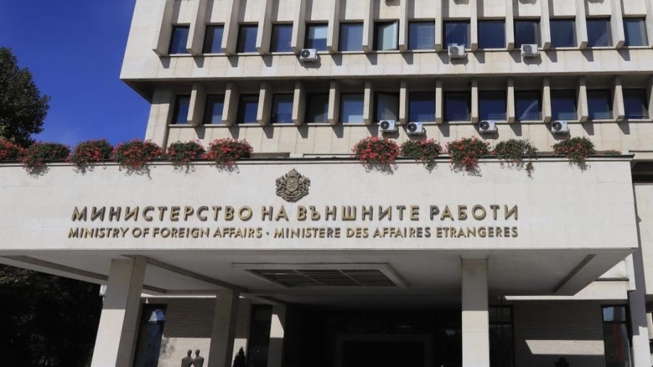 """Като председател на Инициативата """"Три морета"""" през 2021 г. България"""