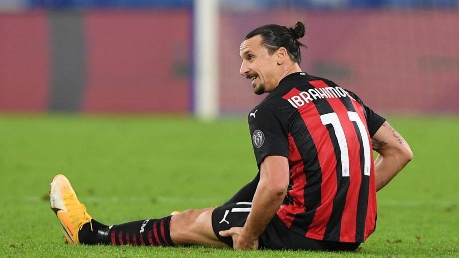 Кошмар за Милан: Ибрахимович пропуска и двата мача с Манчестър Юнайтед в Лига Европа