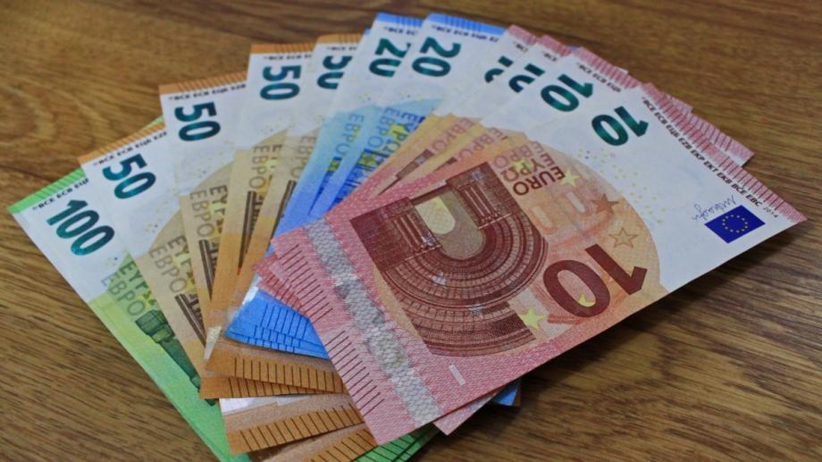 460 000 неистински еврови банкноти са засечени през миналата година,