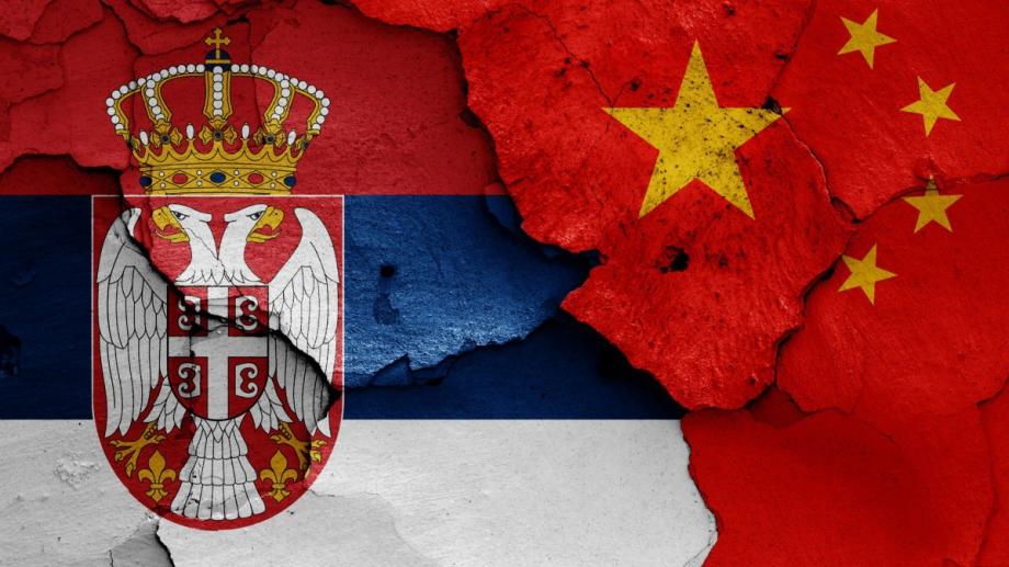 Освен че снабди Сърбия с ваксини, Китай строи в страната
