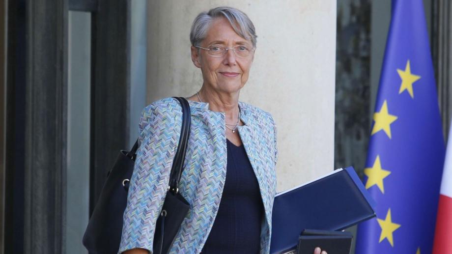 Министърът на труда и социалната политика на Франция Елизабет Борн