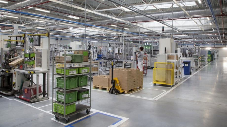 Японската Nidec Corp. планира да инвестира 1,5 млрд. евро в