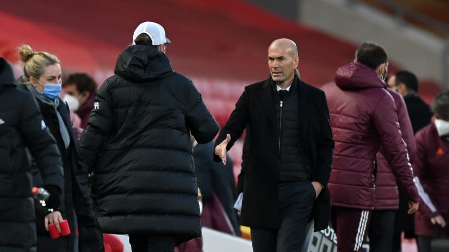 Зинедин Зидан напуска Реал Мадрид дори при спечелването на титлата