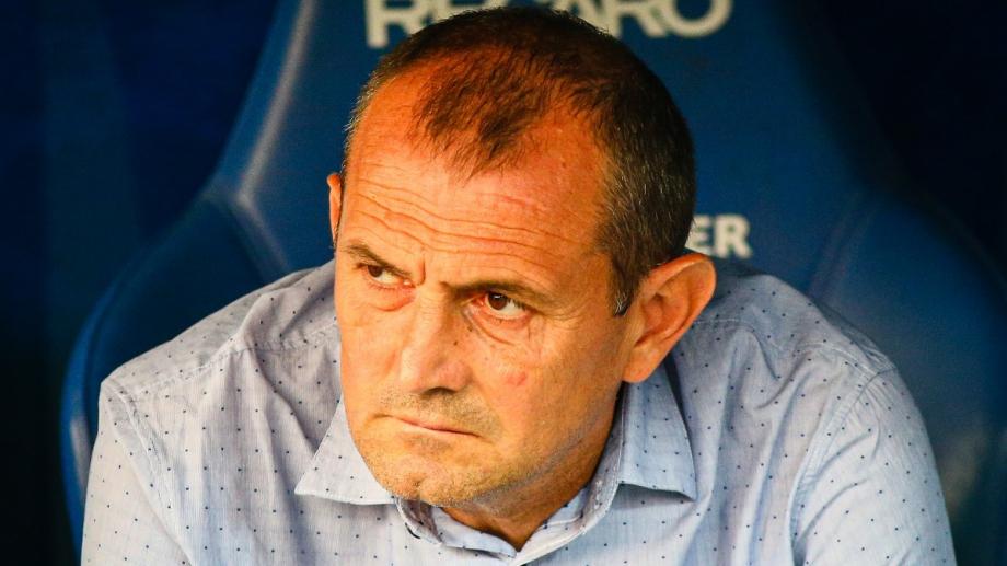 Треньорът на Славия: Нервен мач с Левски, беше 50 на 50