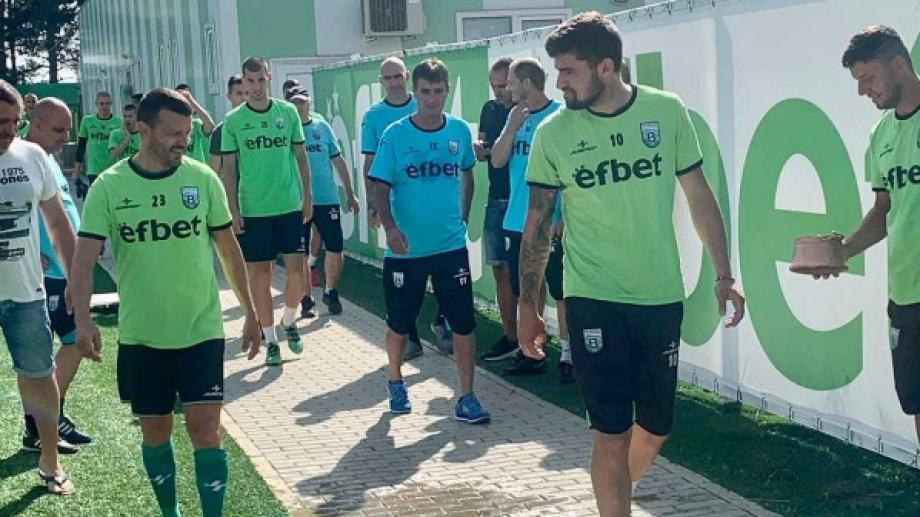 Отборът на Бойко Борисов чупи носове на Витоша Къп!? (ВИДЕО)