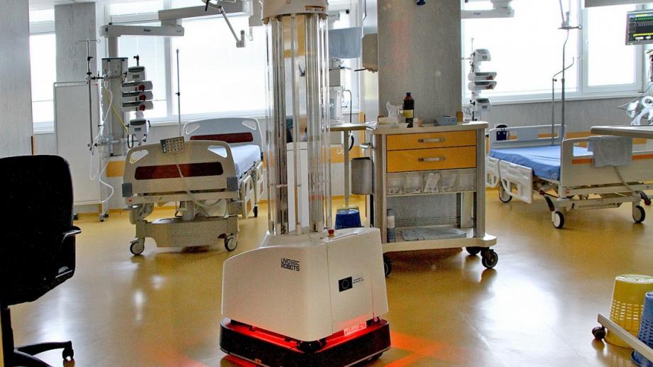 """УМБАЛ """"Свети Георги"""" е първата болница в България, която се"""