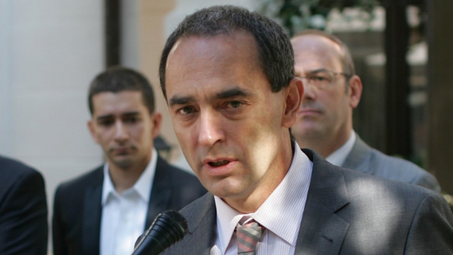Банкерът Мартин Заимов е бил задържан в неделя, съобщи NOVA.