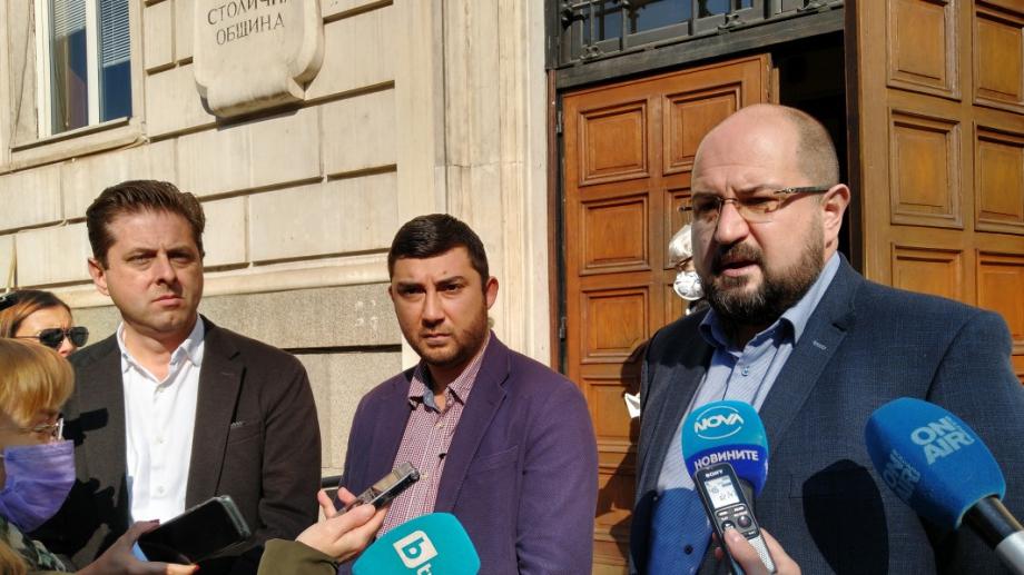 Столичният общински съвет възнамерява отново да поиска помощ от държавата