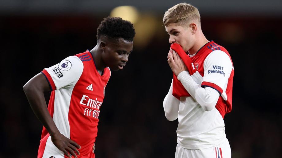 Арсенал удари Астън Вила и се завърна на победния път във Висшата лига